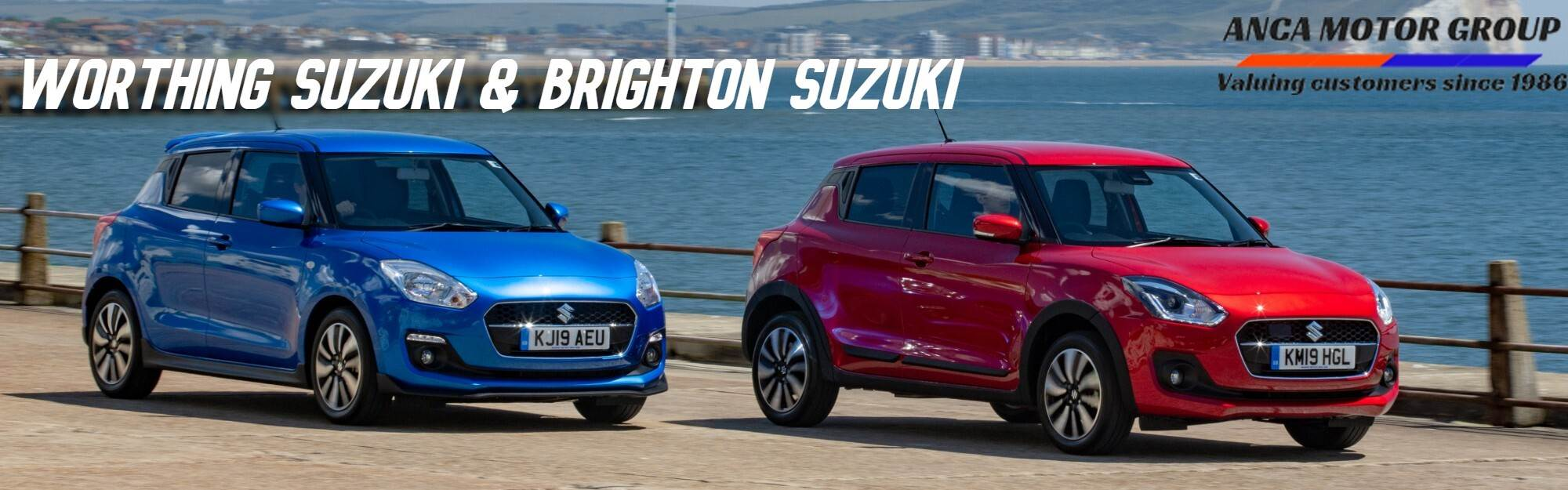 Anca Motor Group Brighton Worthing Suzuki